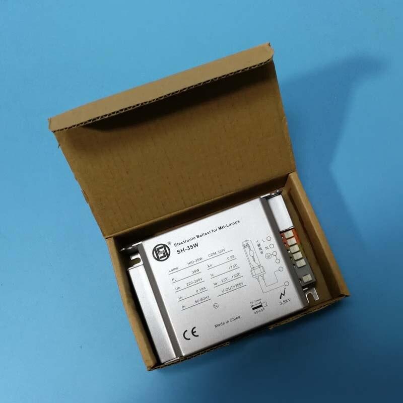 3 шт. 35 Вт электронный балласт для repitle UVB Металлическая лампа hanlide