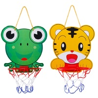 Kids Basketball Sport Game Indoor Outdoor Toys Basket Hoop Baby Toy