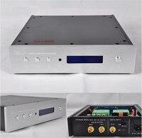 XMOS U208 כפולה AK4495SEQ DSD AK4495 AK4118 DAC DAC 32bit 384 K DAC W/RC, TALEMA XMOS XU208 110 V/220 V AC מקור דיגיטלי