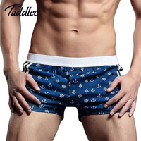 Sexy Mens Underwear Boxer Trunks Gay Penis Pouch Home Sleepwear High Quality Brand Man Underwear Boxer