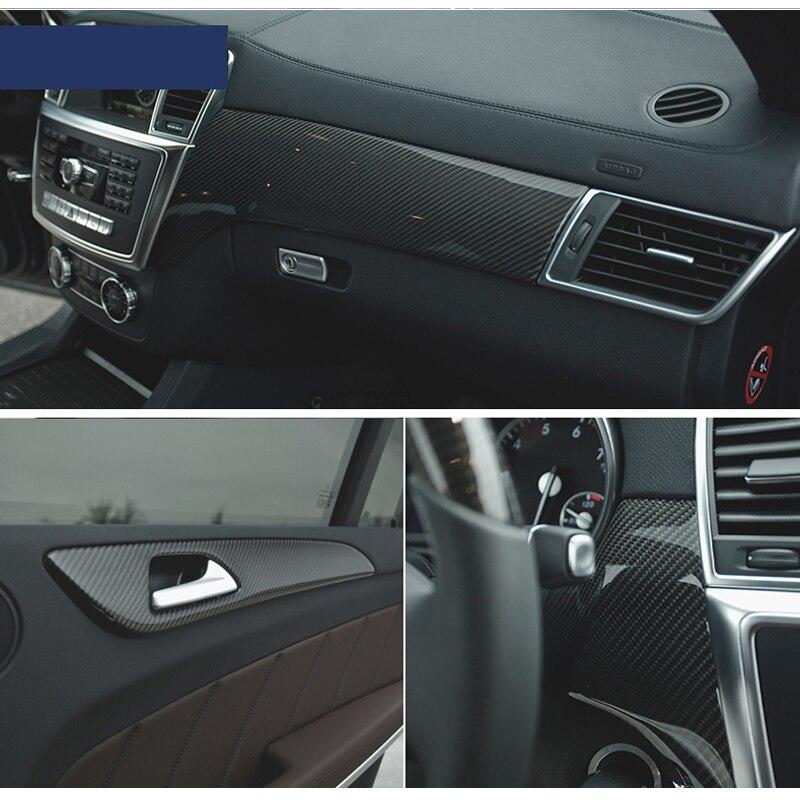 Image 4 - 30*100CM Car Stickers 5D Carbon Fiber Film Inner Decor Anti Scratch Car Cover Car Accessories For Volkswagen Audi