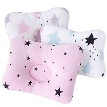 Baby Pillow Bedding Anti-Roll Muslinlife Dropship Neck-Head Multifunctional 1pcs