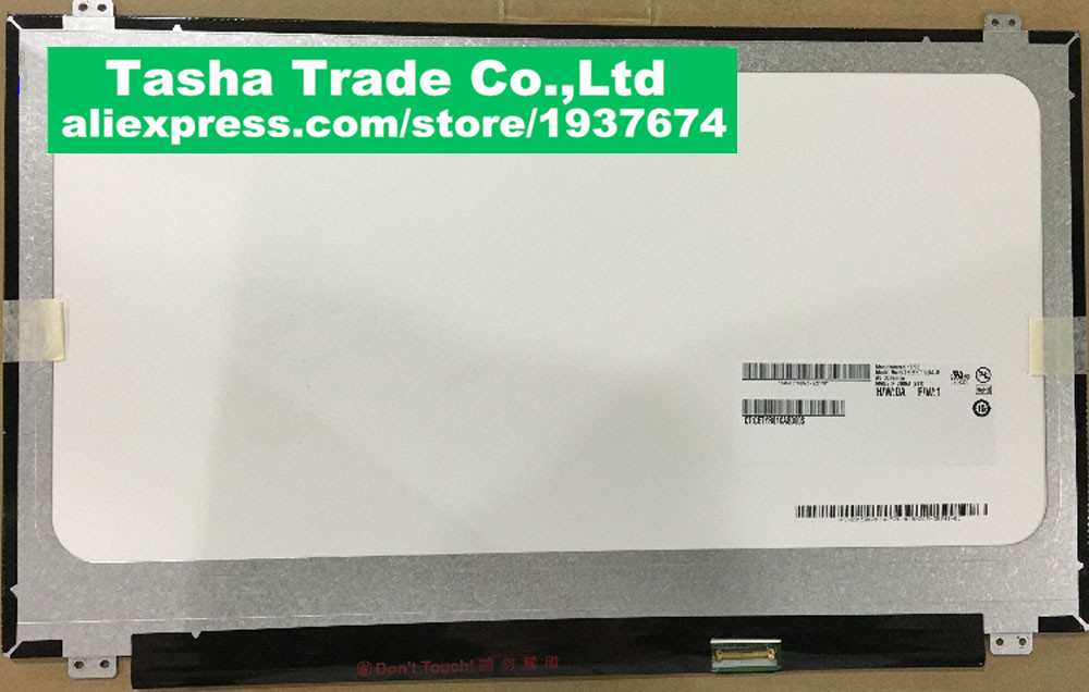 B156XTN04.6 Laptop Screen LCD MATTE eDP 30Pins Original New Matte Original New