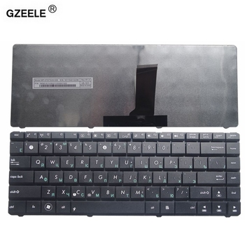 цена на GZEELE  RU keyboard for ASUS A42 A83S A84S X42J A42J X43 X44H X84H K43S K43T K43E P43 P31 P31K PR04J X42J RUSSIAN VERSION black