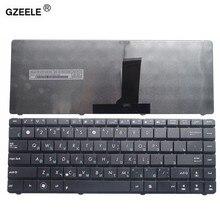 Клавиатура GZEELE RU для ASUS A42, A83S, A84S, X42J, A42J, X43, X44H, X84H, K43S, K43T, K43E, P43, P31, P31K, PR04J, X42J, русская версия, Черная