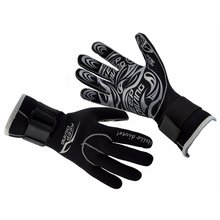 3MM Neopreen Scuba Dive Handschoenen Zwemmen Handschoenen Snorkelen Apparatuur Anti Scratch Keep Warm Wetsuit Materiaal Winter Zwemmen Onderwatervissers(China)