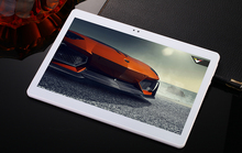 Free shipping 2017 Newest 10 inch 3G 4G Lte Tablet PC Ocat Core 4GB RAM 64GB ROM Dual SIM Card Android 6.0 IPS tablet PC 10