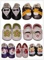 Новая мода для животных печать патч Натуральная Кожа fringe Детские Мокасины детские Впервые Уокер новорожденных детская обувь бесплатная доставка
