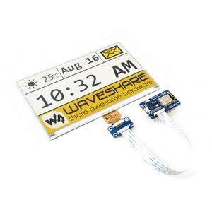 Image 5 - Waveshare1.54 дюймовый электронный бумажный Модуль 200x200, 2,9 дюйма электронная бумага 296x128, 4,2 дюйма электронная бумага, 400x300 электронные чернила, SPI интерфейс для Raspberry PI