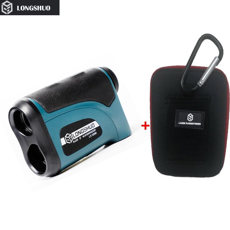 Digital Monocular Range Finder 800YD Laser Rangefinder Telescope For Hunting Golf  Digital Laser Distance Meter