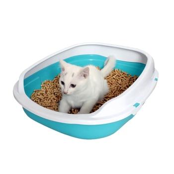 Semi-open Cat Toilet + Scoop 2