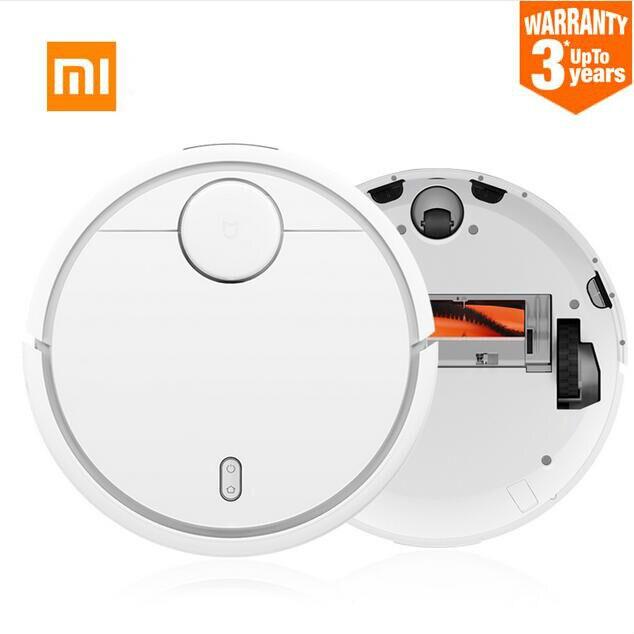 Original Xiaomi Robot Vacuum Cleaner Household Smart Automatic Efficientr APP Control