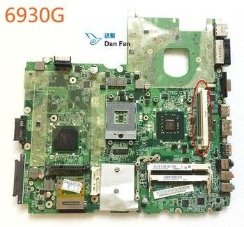Placa base para portátil ACER Aspire 6930G, MBASR06002, da0zk2mb6f1, probada 100%, funciona...