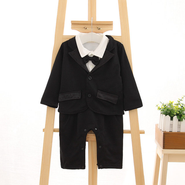 Online Shop Baby Suit Wedding 2015 New Wedding Suits For Baby Boys ...