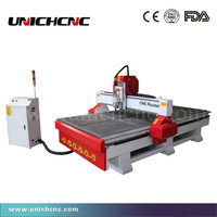 Excellent t slot or vacuum table LXM1325 cnc lathe machine prices