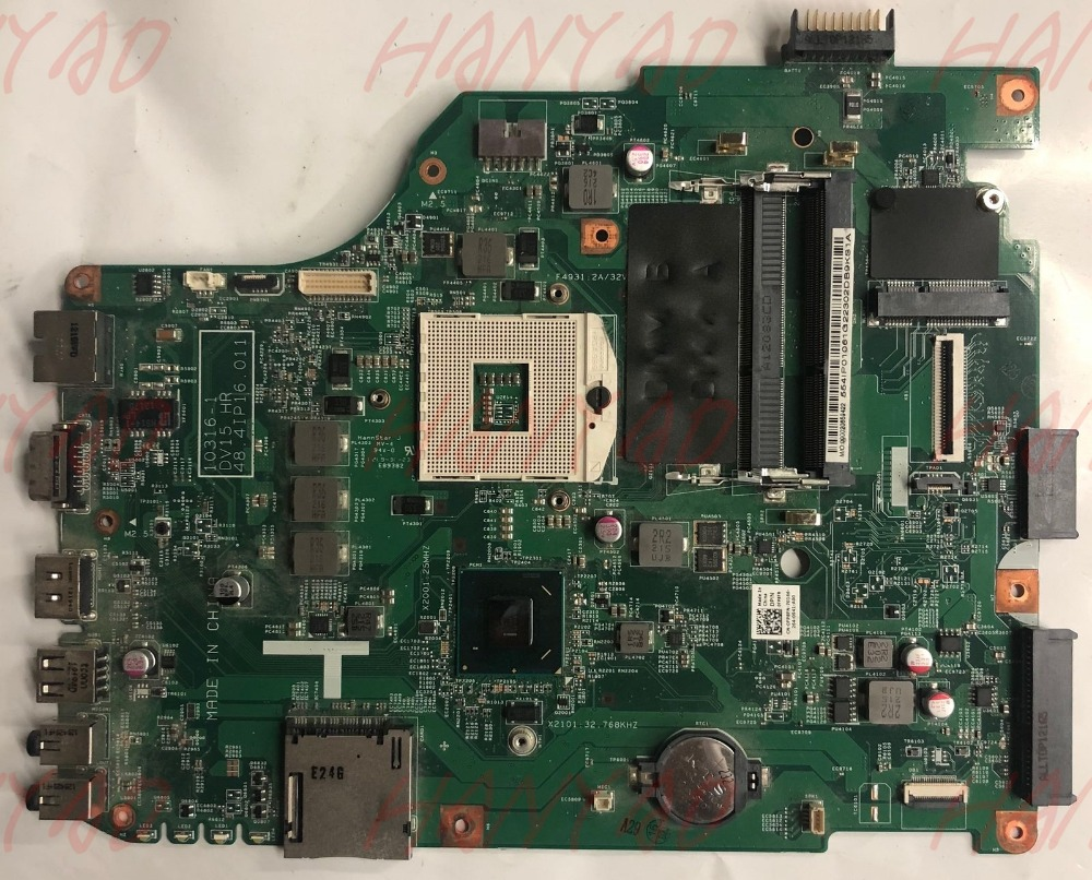 48.4IP16.011 For DELL N5050 Laptop Motherboard DDR3 Free shipping48.4IP16.011 For DELL N5050 Laptop Motherboard DDR3 Free shipping