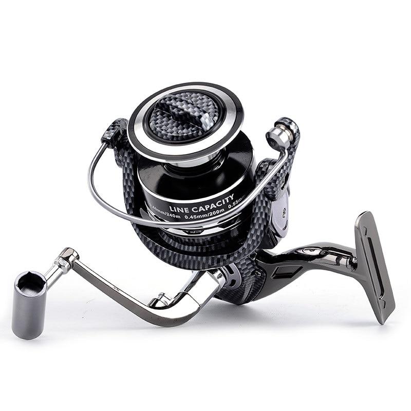 Novi Dolazak Nunatak Antifriz Metal Reel Zimski ribolov Kolut - Ribarstvo - Foto 3
