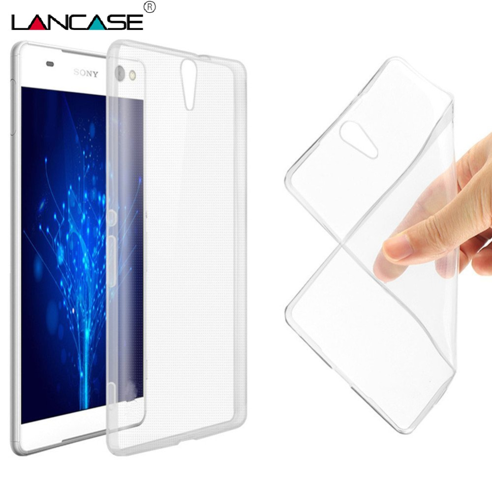 Sony Xperia Z3 Case Ultra Thin Clear Crystal Transparent Soft Tpu Protective Phone Cases Z3mini Z4 Z2 E3 Z5 C4 - REDSTORE INT'L TRADING CO LTD store