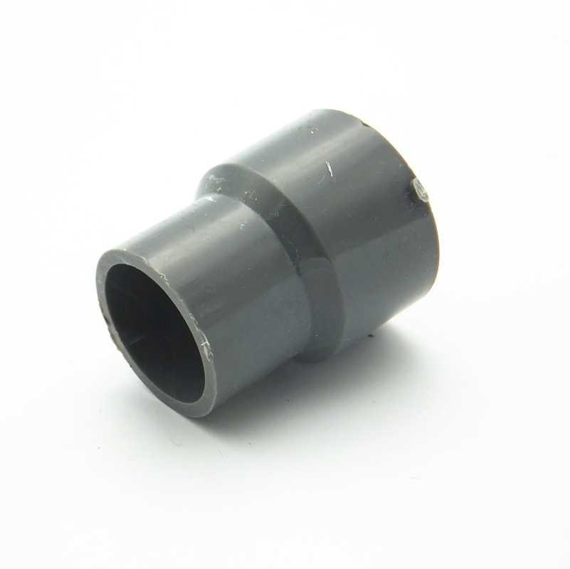 Conector de manguera plástico tules reduce 10 mm x 6 mm Pom