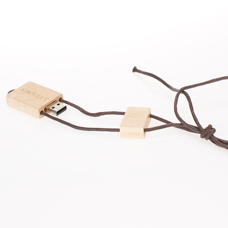 Image 4 - usb flash drive 32gb pen drive 16GB custom LOGO wood U disk 64gb USB flash memory 128gb 4GB 8GB wedding gifts with box free ship-in USB Flash Drives from Computer & Office
