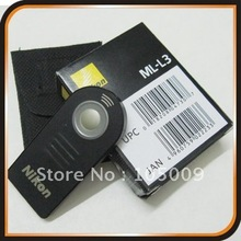 IR Wireless Remote Control for Nikon ML-L3 D80 D90 D40 D5100 D3000 D5000 D70