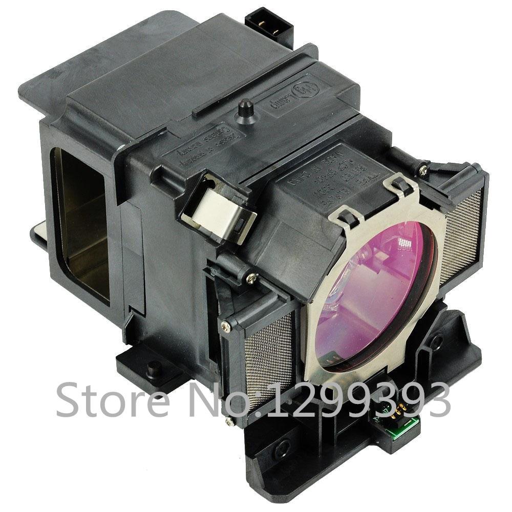 ELPLP72  for EB-Z8150/Z8350/W/U/Z8355W/Z8450/Z8455  Compatible Lamp with Housing   Free shipping