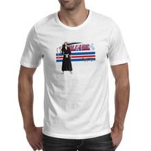 Bleach Kurosaki Ichigo T Shirt Anime Punk Skate Brand T-shirt Novelty Casual Funny Unisex Tee