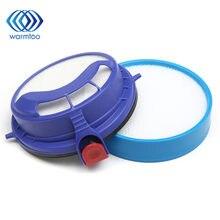 Aspirateur lavable pré moteur Hepa Post filtre Kit joint pour DYSON DC25 DC25i pour tous les modèles DC25 pièces d'aspirateur