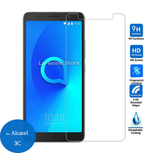 For Alcatel 3C Tempered Glass 9H Screen Protector Premium Safety Protective Film On Alcatel3C 5026A 5026D 3 C 5026 6.0 inch