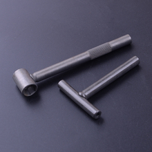 CITALL 2 шт Мотоциклетный Двигатель клапан винт ремонтный ключ зазор регулировочный гаечный ключ квадратное шестигранное отверстие инструмент 4 мм и 3 мм и 3,5 мм