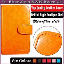На Hisense Sero 5 L691 оригинальный Высокое качество изысканный простота мода кожа вертикальная откидная крышка чехол