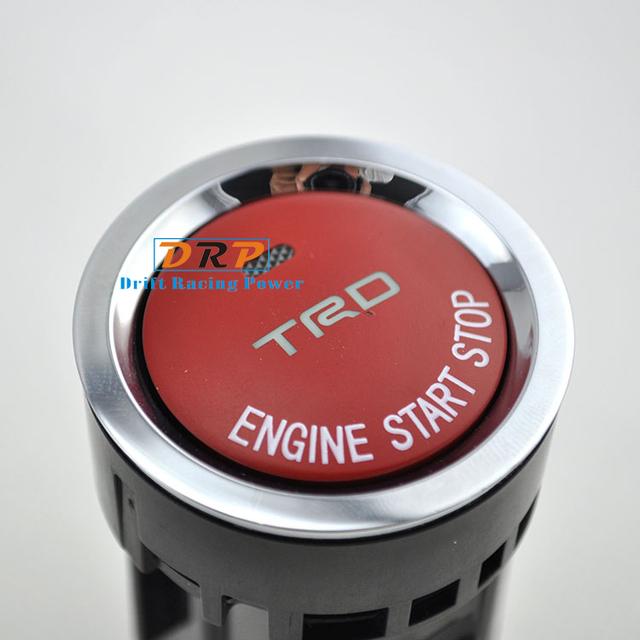 Interruptor de Botón Pulsador de Arranque TOYOTA JDM 86 SCION FRS FR-S FT-86 GT-86 rav4 camry reiz lexus y prado