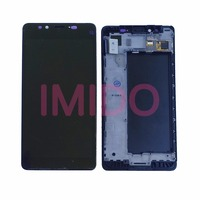 For Lumia 950 LCD Display Touch Screen Digitizer Assembly Frame Replacement Parts