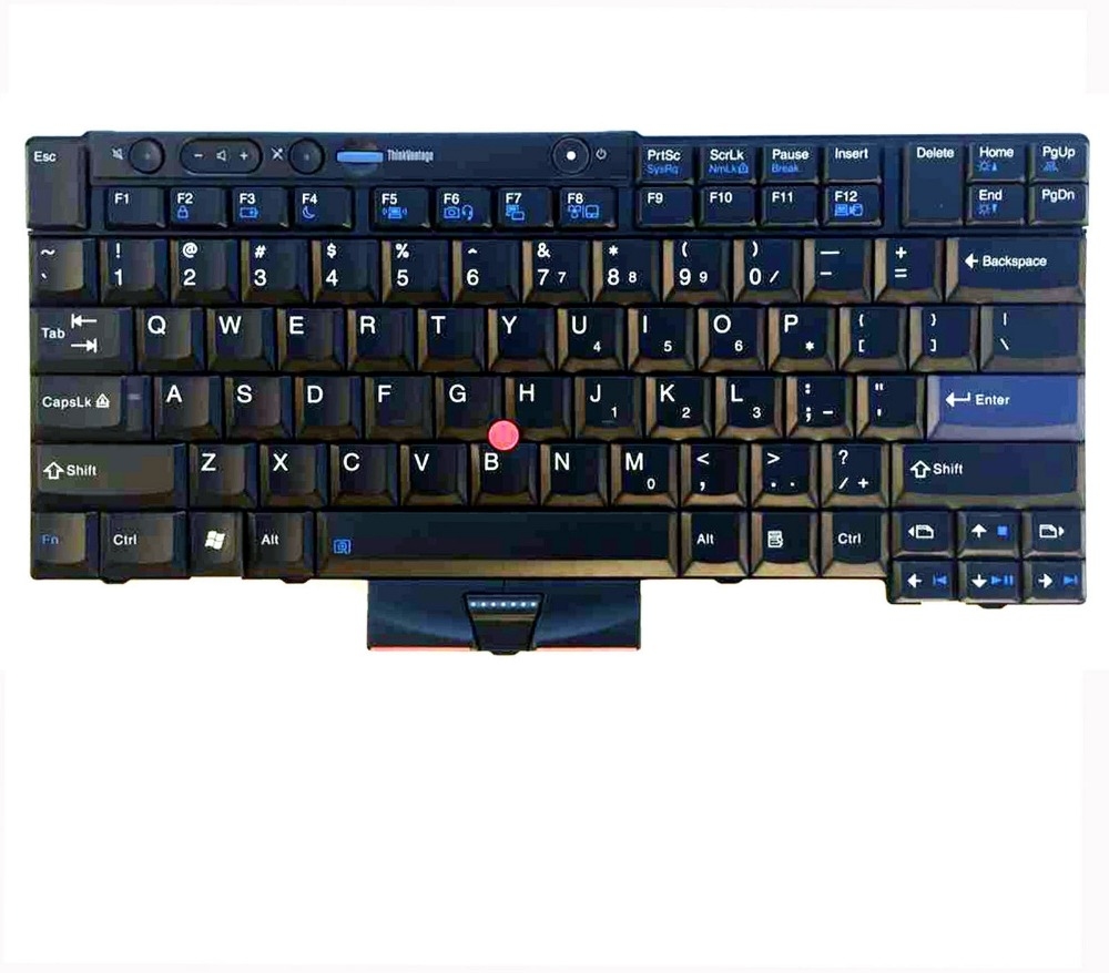 100% NEW Laptop Keyboard For Lenovo Thinkpad T410 T410I T420 T420I T420S T510 T510I цена и фото