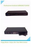 סיטונאי מפעל Gymsong אנדרואיד HDD קריוקי נגן בית KTV קריוקי HD מכונת מערכת ארה