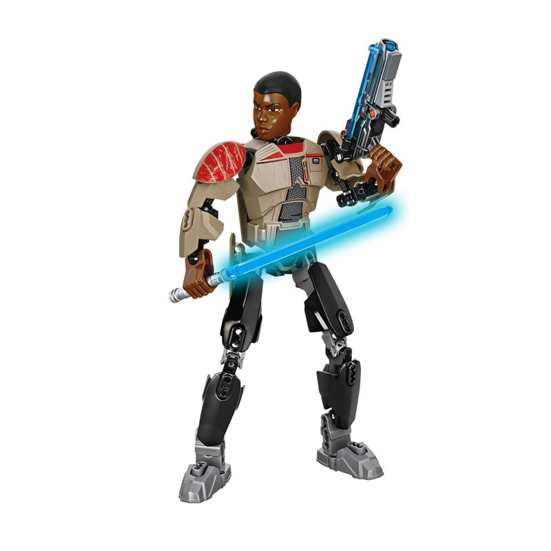 Blocks Star Wars Assembly Action Figure 10