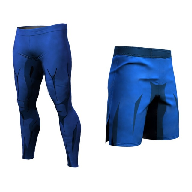 Dragon Ball Tight Athletic Compression Pants