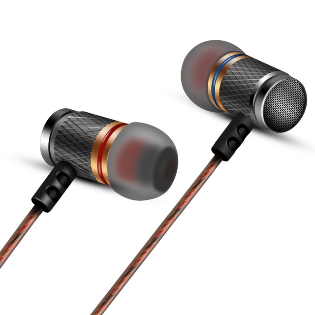 Brand Earphone PTM ED Universal Headphone Hot Sale HiFi Headset Bass Stereo Earbuds for Mobile phone Earpods iPhone Airpods