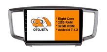otojeta big screen hd car DVD player radio headunit tape recorder for 2015 HONDA Odyssey android 8.1 multimedia stereo