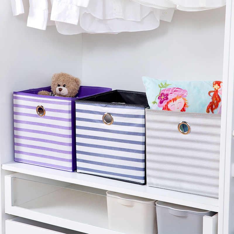 Fabric Storage Cube Box