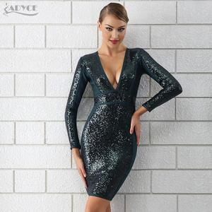 a8c999db18fec top 10 most popular dress patchwork bandage bodycon sequin dresses list