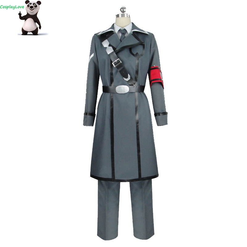 Custom Made Dies Irae Wilhelm Ehrenburg Cosplay Costume For Christmas Halloween Carnival CosplayLove
