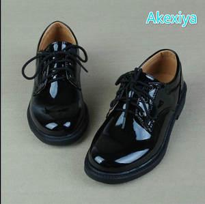 Akexiya Children Shoes For Boys Wedding PU Leather School 4190875b948e