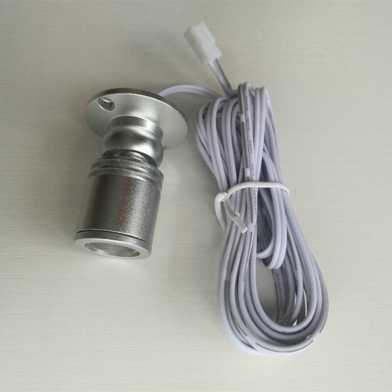 Begeistert 12 V 1 Stücke Led-strahler 1-1,5 Watt Mini Led Decke Unten Beleuchtung Warm Weiß Beleuchtung Lampe Für Schrank Zähler Schaufenster Ac85-265v üBerlegene Leistung Licht & Beleuchtung