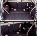 Good!Special trunk mats for Toyota Land Cruiser Prado 150 7seats 2015-2010 cargo liner boot carpets for Prado 2014,Free shipping