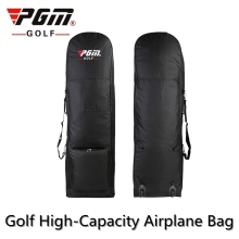 Brand PGM, Golf Travel Bag Airplane Traveling Cover Case Carrier SALES PROMOTION. Stand Golf Caddy Bag Can Be Put In