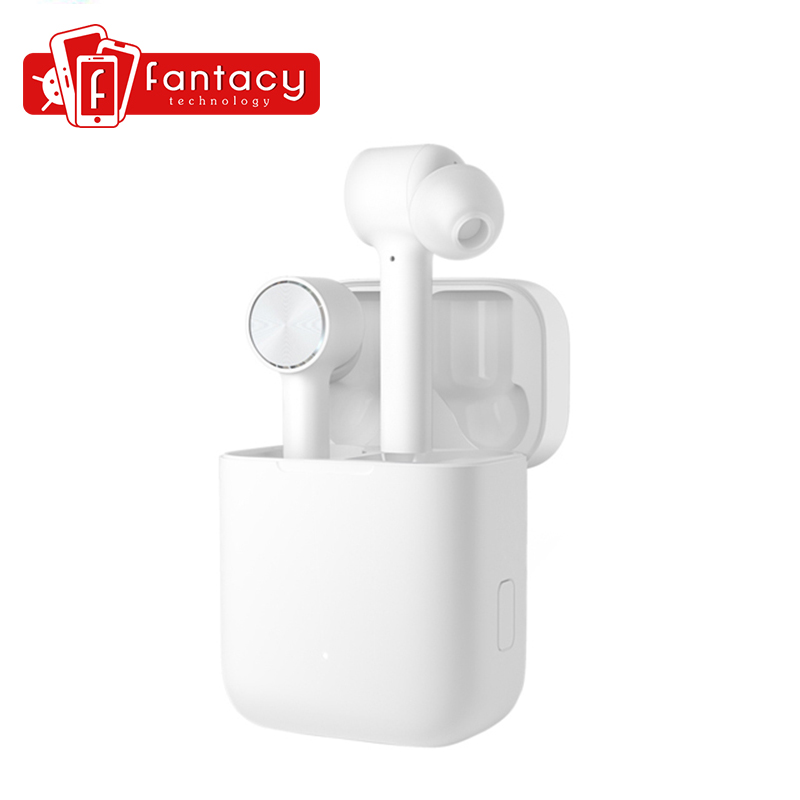 In Stock Xiaomi Airdots Pro Mi Air Bluetooth Earphone Tws ANC Switch ENC HD Auto Pause Tap Control For IOS & Android Phone