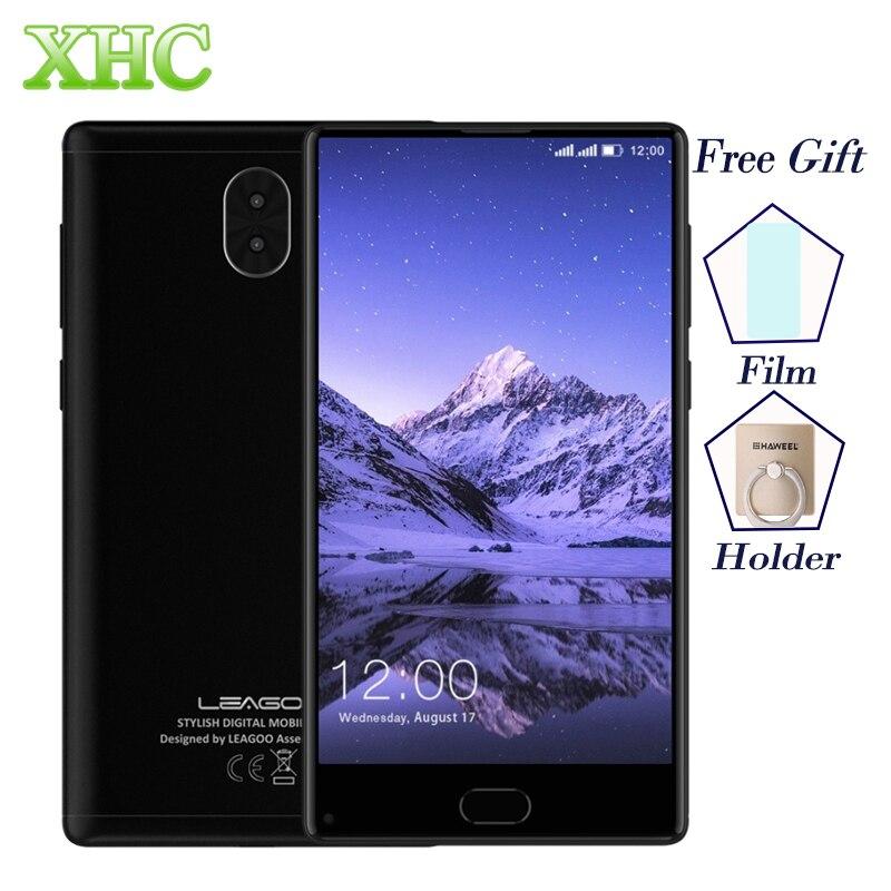 Leagoo kiicaa Mix 4 г мобильный телефон Dual 13MP камер Android 7.0 телефона Восьмиядерный MTK6750T 3 ГБ + 32 ГБ 5.5 ''Dual SIM смартфонов