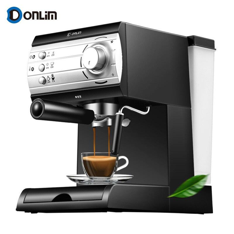 Macchina per il Caffè Macchina per caffè espresso macchina per il Caffè 850 w Italiano 220 V Automatic Power-Off Portatile Macchina Per Caffè Espresso