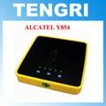 Alcatel Y854 150 Мбит CAT4 4 Г Точка Мобильный Wi-Fi Маршрутизатор с 5150 мАч power bank 4 Г LTE FDD Диапазона 3/7/20 (800/1800/2600 МГц)